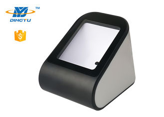 2D black and white USB RS232 supermarket Desktop barcode scanner for mobile payment
