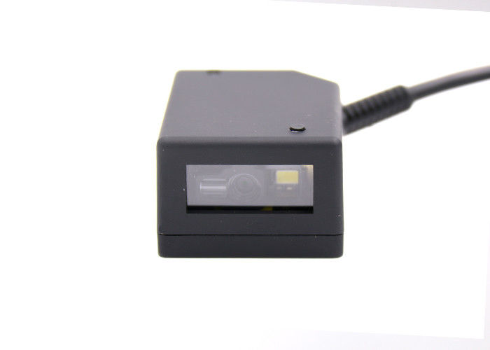 USB / DB9 Interface Fixed Scanner , 2d Embedded Industrial Fixed Barcode Scanner